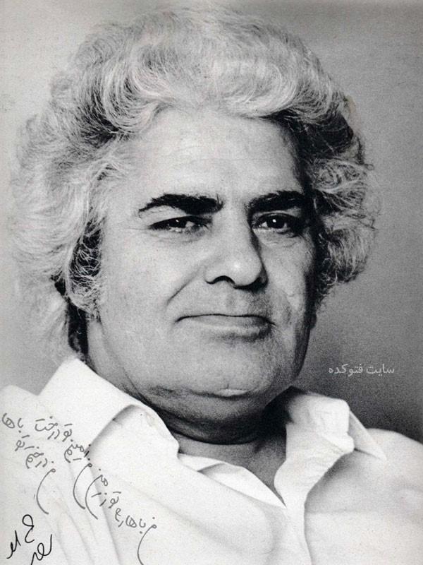 Ahmad Shamlou کی بود