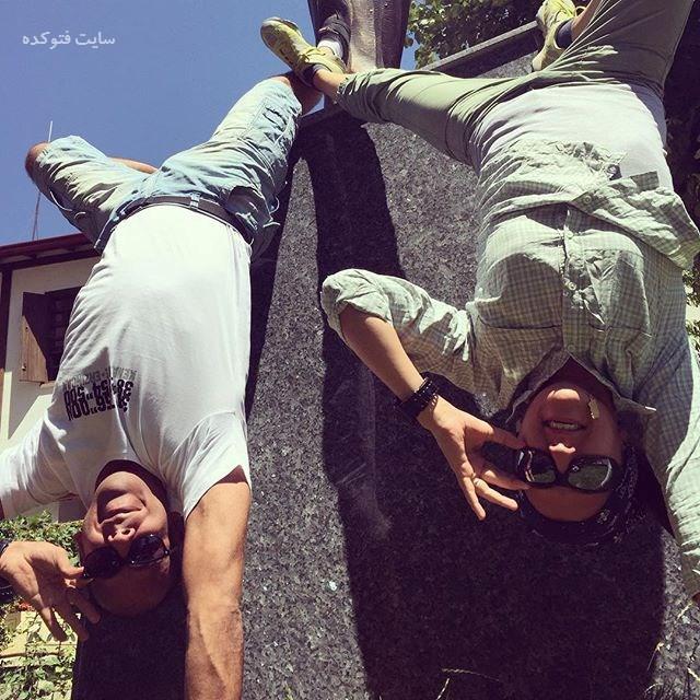 عکس مهسا احمدی و آرشا اقدسی + زندگینامه