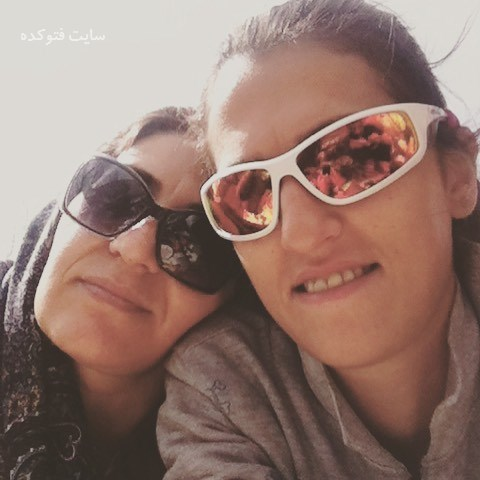 عکس مهسا احمدی و آرشا اقدسی