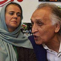 بیوگرافی احمد نجفی و همسرش دریا + زندگی شخصی و فرزندان