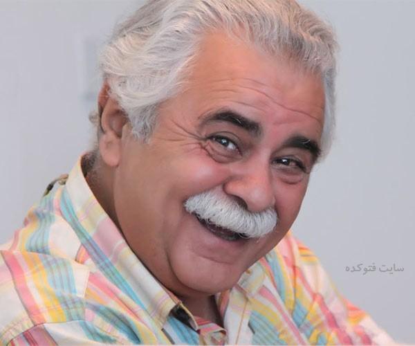 احمدرضا اسعدی بازیگر کیست و کجاست + بیوگرافی
