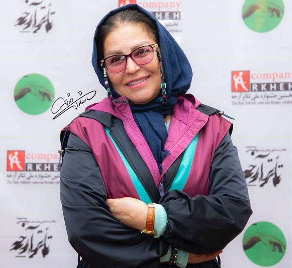 akammohammadi photokade com 3 - بیوگرافی اکرم محمدی و همسرش + زندگی و علت طلاق