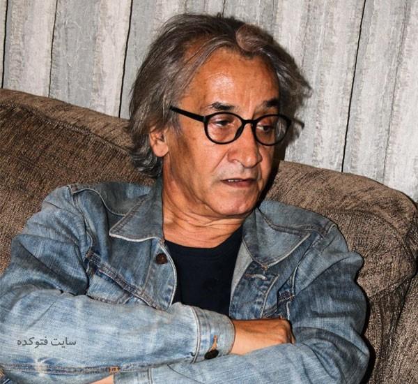 زندگینامه شخصی اکبر سنگی بازیگر