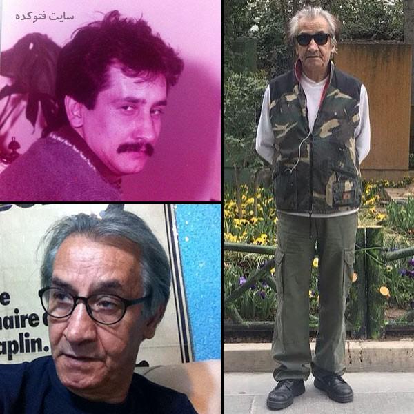 اکبر سنگی بازیگر قدیمی کجاست + عکس و بیوگرافی