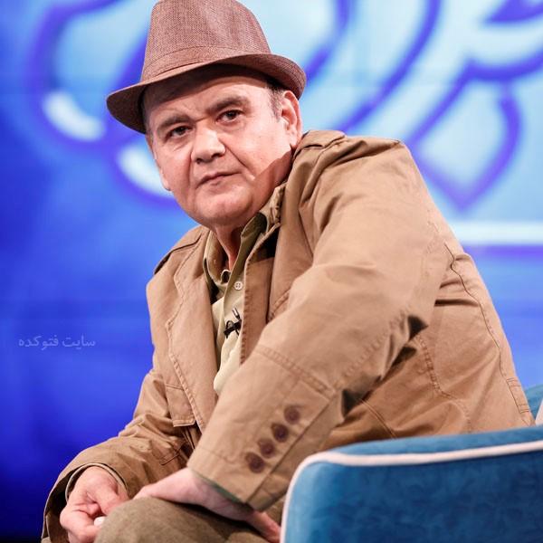 بیوگرافی اکبر عبدی بازیگر کمدی + زندگی شخصی
