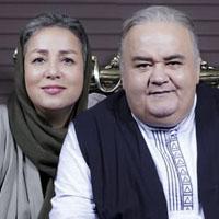 اکبر عبدی و همسرش نینا + عکس ها و زندگی شخصی