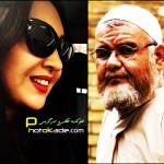 نیکی کریمی و اکبر عبدی در رسوایی2
