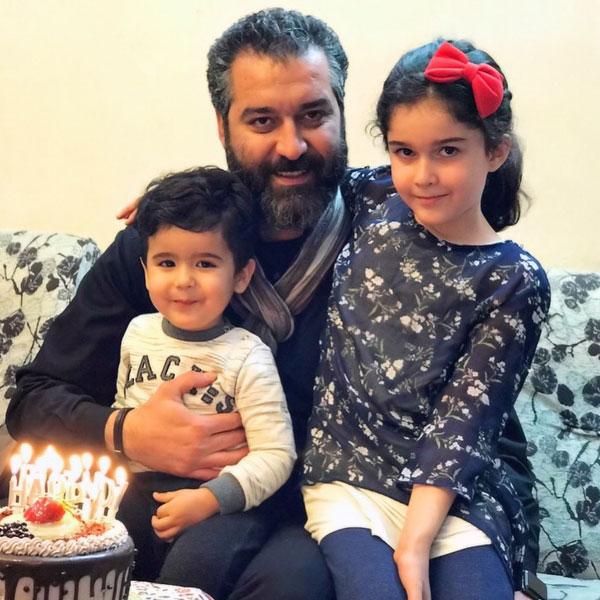بیوگرافی مجید اکبری زنجانی و فرزندانش + عکس جدید