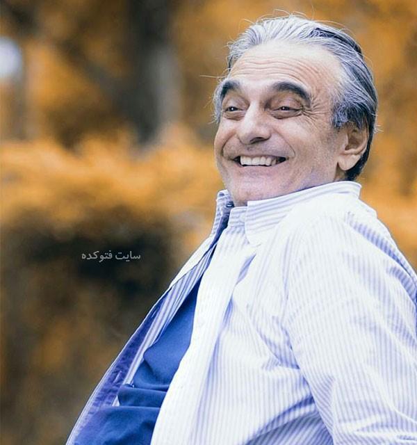 همایون ارشادی در عکس بازیگران سریال آخرین روزهای شاد بودن