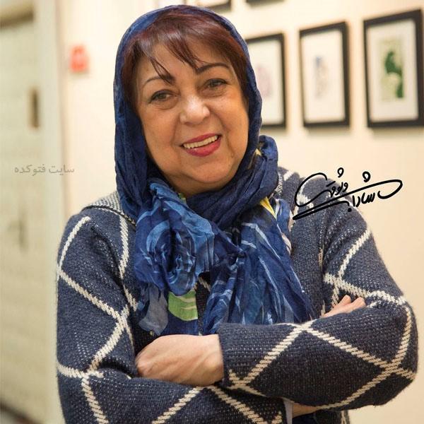 هایده حائری در سریال آخرین روزهای شاد بودن