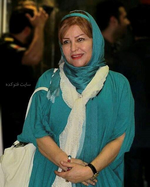 عکس و بیوگرافی اکرم محمدی