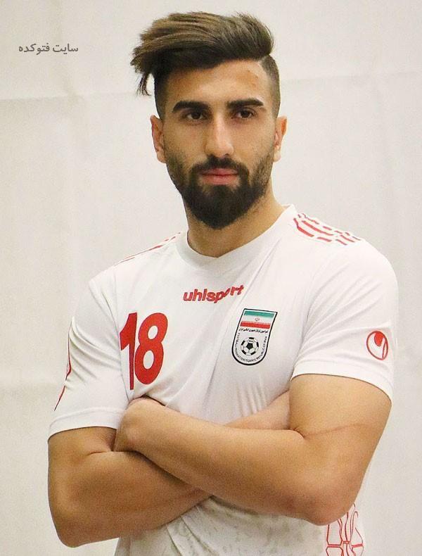 بیوگرافی علی شجاعی فوتبالیست با عکس های جدید