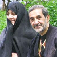 علی اکبر ولایتی و همسرش لیلا عنایت + زندگی شخصی سیاسی