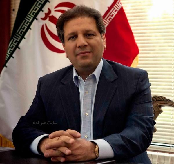 بیوگرافی علی انصاری ایران مال + عکس های شخصی