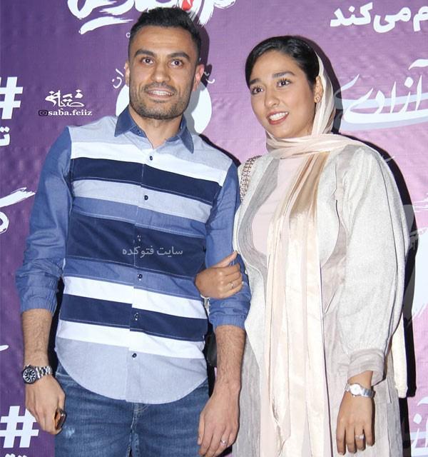 علی اصغر حسن زاده و همسرش + بیوگرافی کامل