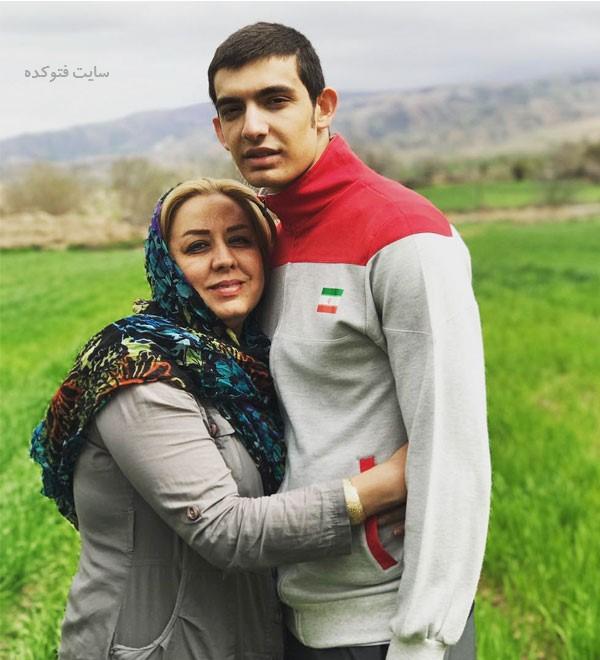 عکس های علی اصغر مجرد بازیکن والیبال تیم ملی