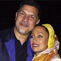 بیوگرافی علی دایی و همسرش مونا فرخ آذری