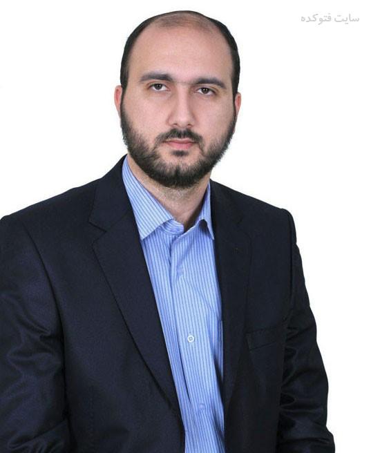 بیوگرافی علی فروغی مدیر شبکه سه + عکس جدید