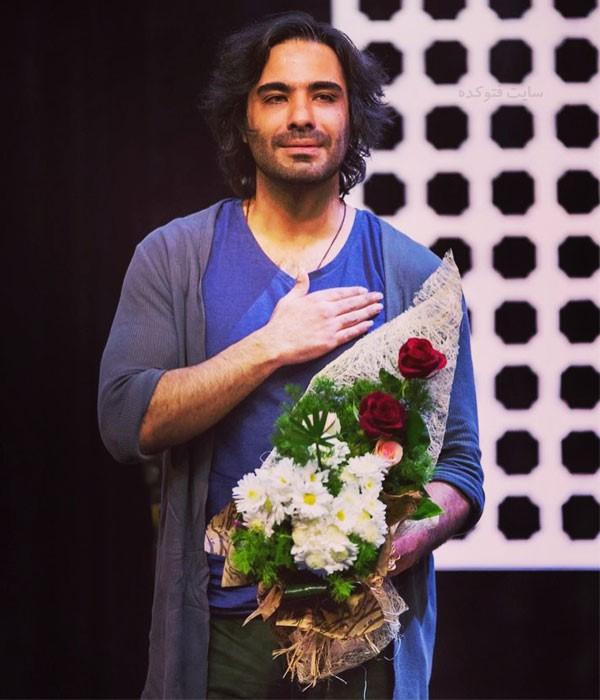 علی قمصری نوازنده موسیقی + بیوگرافی کامل