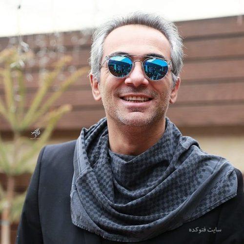 عکس علی قربان زاده با بیوگرافی کامل زندگی خصوصی