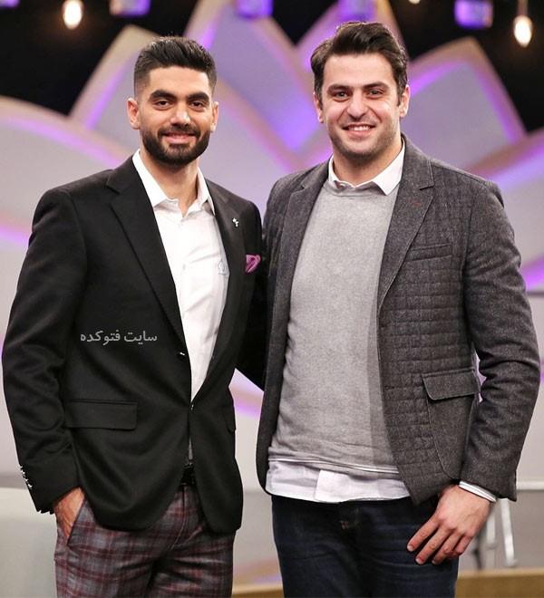 Ali Karimi و علی ضیا
