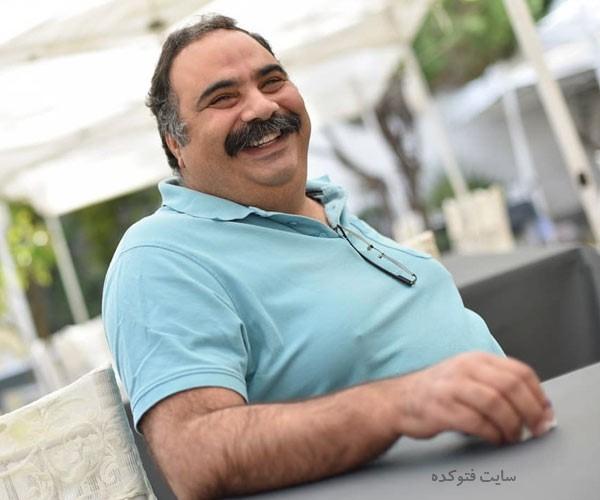 عکس و بیوگرافی علی کاظمی بازیگر