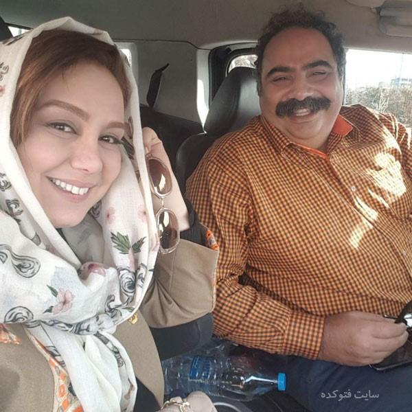 عکس های علی کاظمی و بهنوش بختیاری + زندگی شخصی