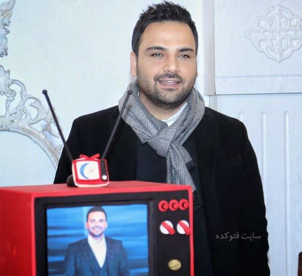 عکس و بیوگرافی احسان علیخانی