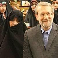 بیوگرافی علی لاریجانی و همسرش