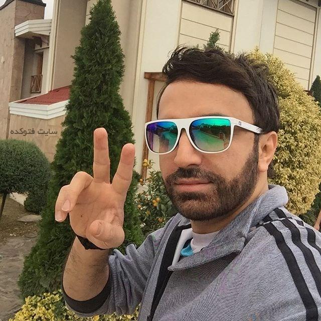 بیوگرافی علی لهراسبی