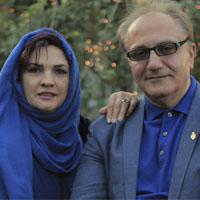 بیوگرافی علی معلم و همسرش آذر معماریان + علت فوت