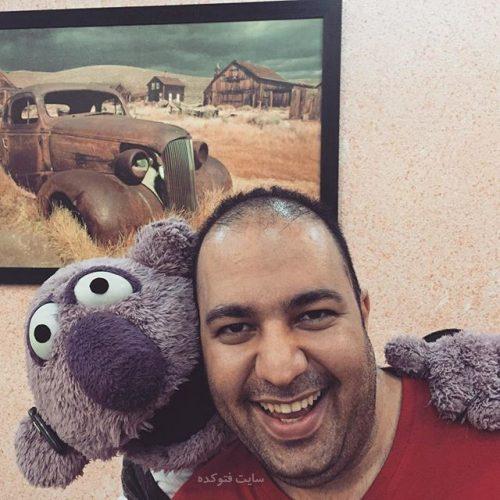 بیوگرافی علی اوجی و همسرش نرگس محمدی + زندگی شخصی