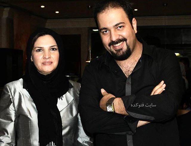 عکس علی اوجی و خواهرش + بیوگرافی کامل
