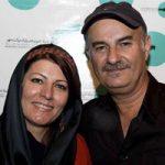 علی عمرانی از رادیو تا استعفا و همسرش