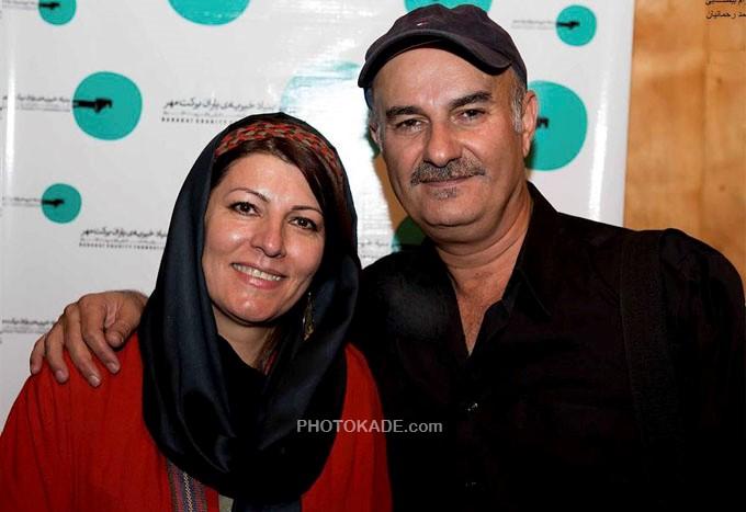 علی عمرانی و همسرش,همسر علی عمرانی + بیوگرافی