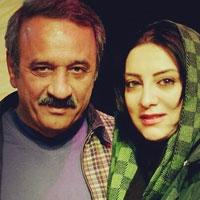 علی اوسیوند و همسرش + بیوگرافی کامل