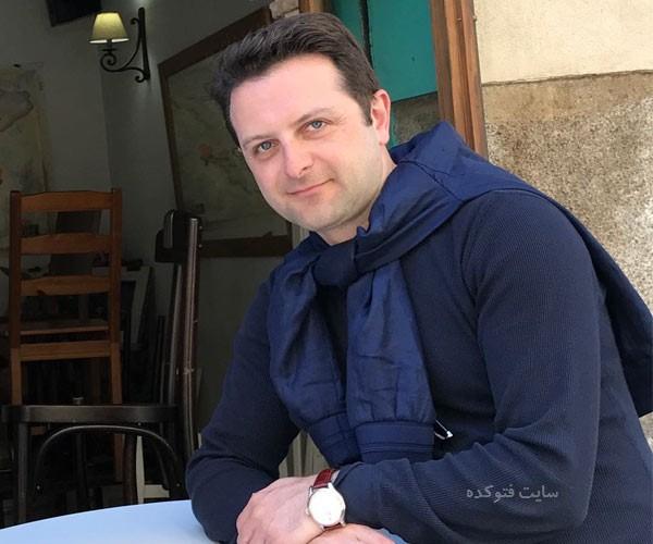 بیوگرافی علی پهلوان خواننده سابق گروه آریان