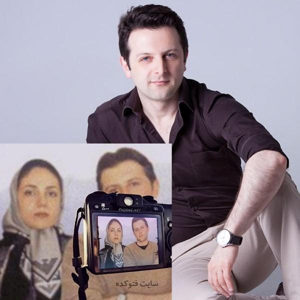 علی پهلوان و همسرش راحله + بیوگرافی کامل