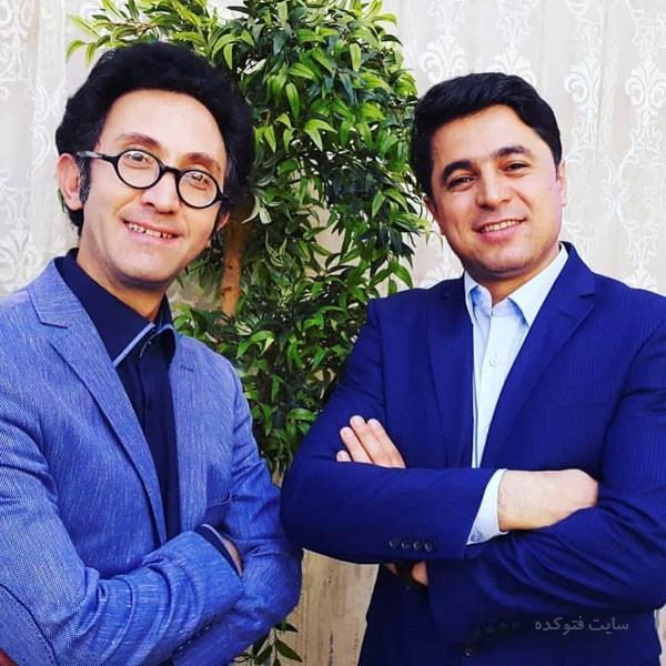 عکس علی پرمهر و محرم محمدزاده + بیوگرافی