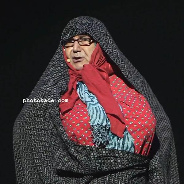 بازیگر نقش ننه سلیمه کیست