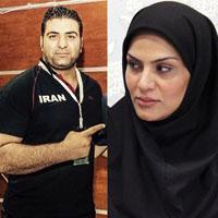 علیرضا استکی و همسرش + بیوگرافی و ازدواج