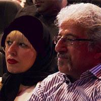 علیرضا خمسه و همسرش مروارید پورشفیقی + بیوگرافی و طلاق