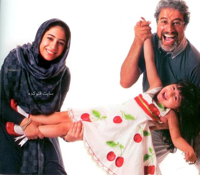 عکس همسر علیرضا خمسه خانم مروارید پور شفیقی
