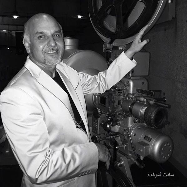 بیوگرافی دکتر علیرضا نبی + عکس شخصی
