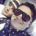 بیوگرافی علیرضا صارمی استیج و همسرش + عکس خانوادگی