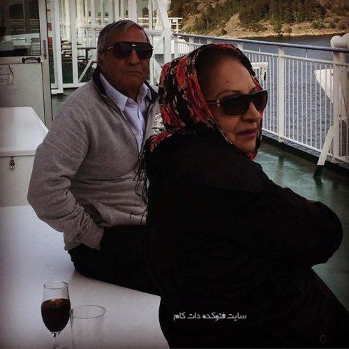 عکس پدر و مادر علیرضا صارمی