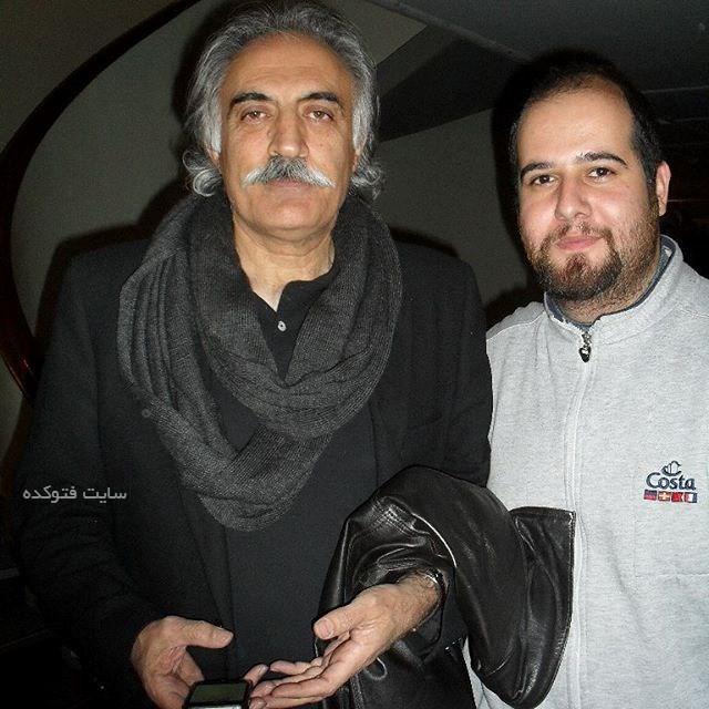 عکس و بیوگرافی علیرضا شجاع نوری