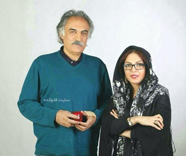 عکس علیرضا شجاع نوری و نیلوفری لاری + بیوگرافی
