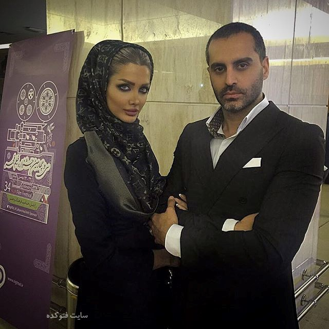 عکس علیرام نورایی و همسرش + بیوگرافی