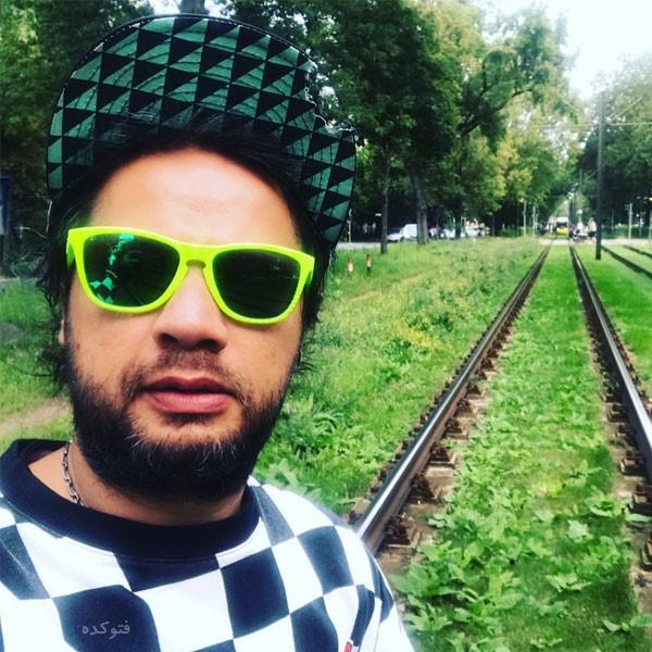 بیوگرافی علی صادقی بازیگر ایرانی
